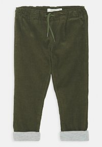 Name it - NMMBABU CORDCETONS PANT - Trousers - thyme - 2