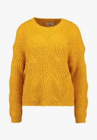 ONLY - ONLHAVANA - Maglione - golden yellow - 3