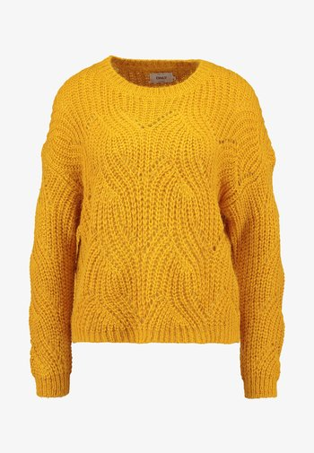 ONLHAVANA - Jumper - golden yellow
