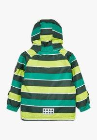 LEGO Wear - LWJULIO 708  - Kurtka snowboardowa - dark green - 1