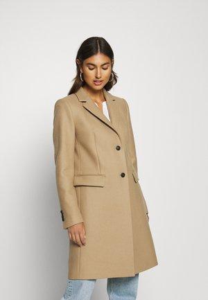 BLEND CLASSIC COAT - Zimní kabát - khaki