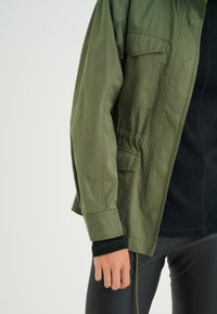 InWear - YUMA - Light jacket - beetle green - 3