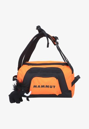 Rucksack - safety orange-black