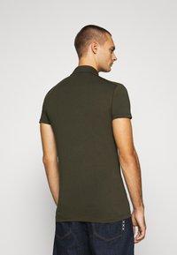 Antony Morato - PLATE ON FRONT - Polo shirt - green - 2