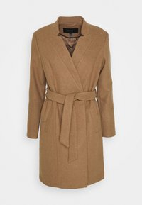 Vero Moda - VMCLASSBEA JACKET  - Classic coat - tigers eye