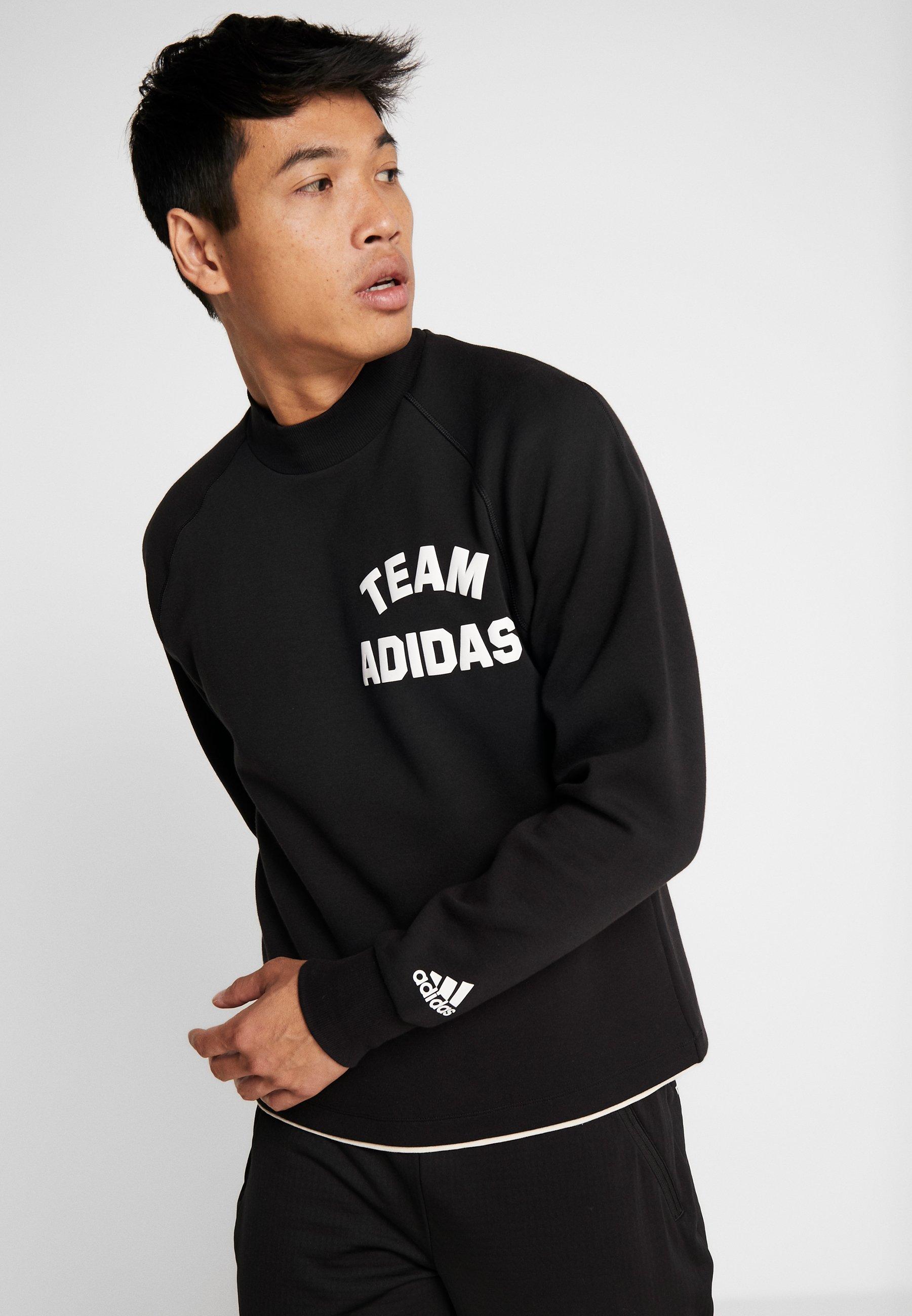 adidas Performance Sweatshirt »E 3 STRIPES CREW FT« auf