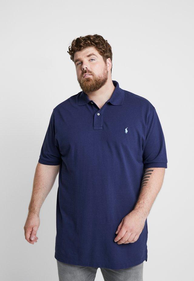 BASIC - Polo shirt - newport navy