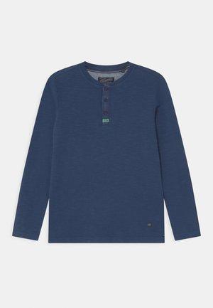 Maglietta a manica lunga - petrol blue