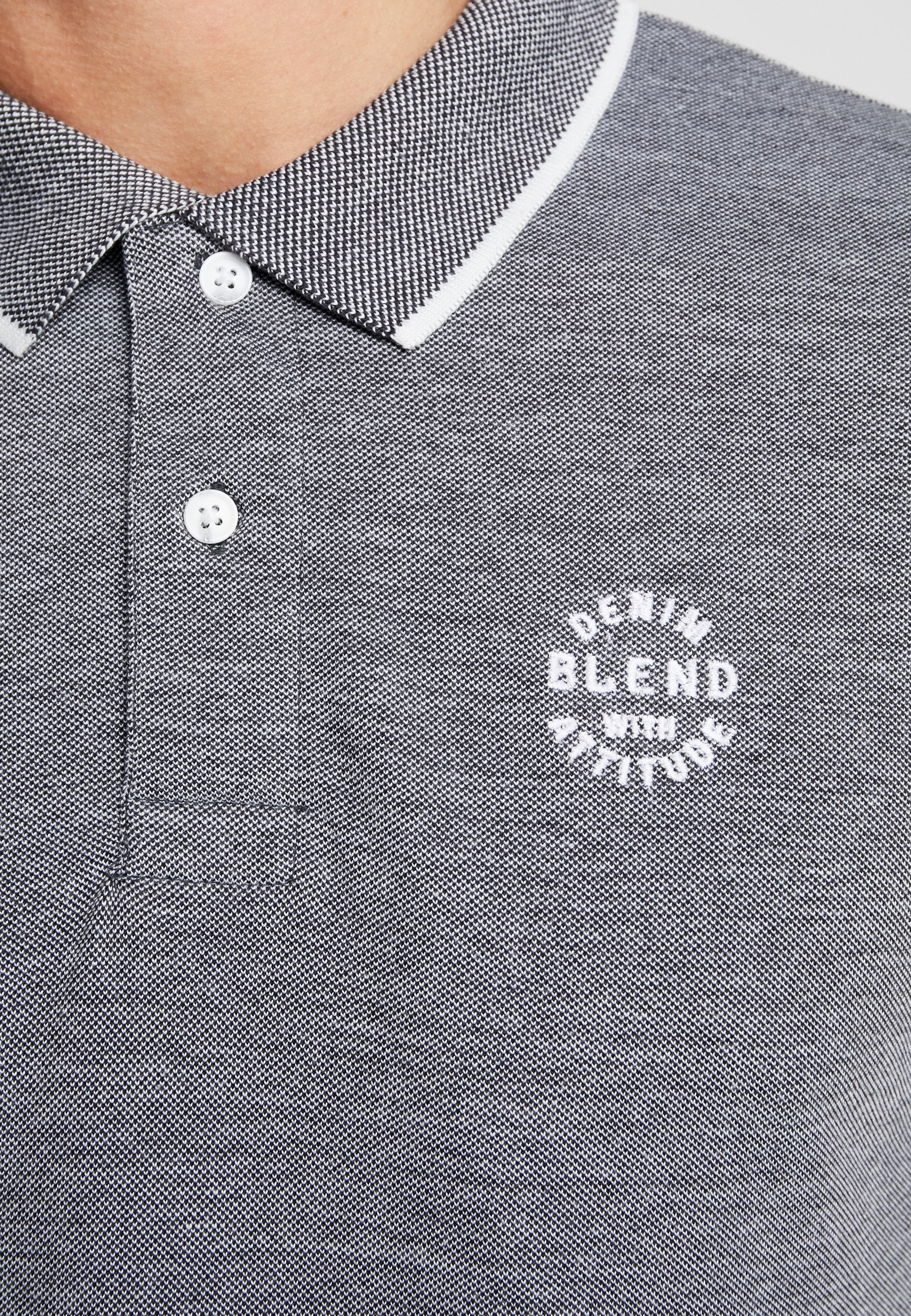 Blend Polo shirt - black pTzXb