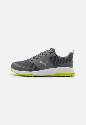 GRIP FUSION SPORT 3.0 - Golf shoes - quiet shade/silver/limepunch