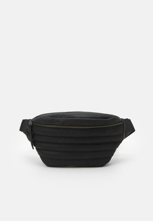 HEIKO BUMBAG UNISEX - Bum bag - black