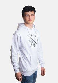 Platea - Hoodie - weiß - 2