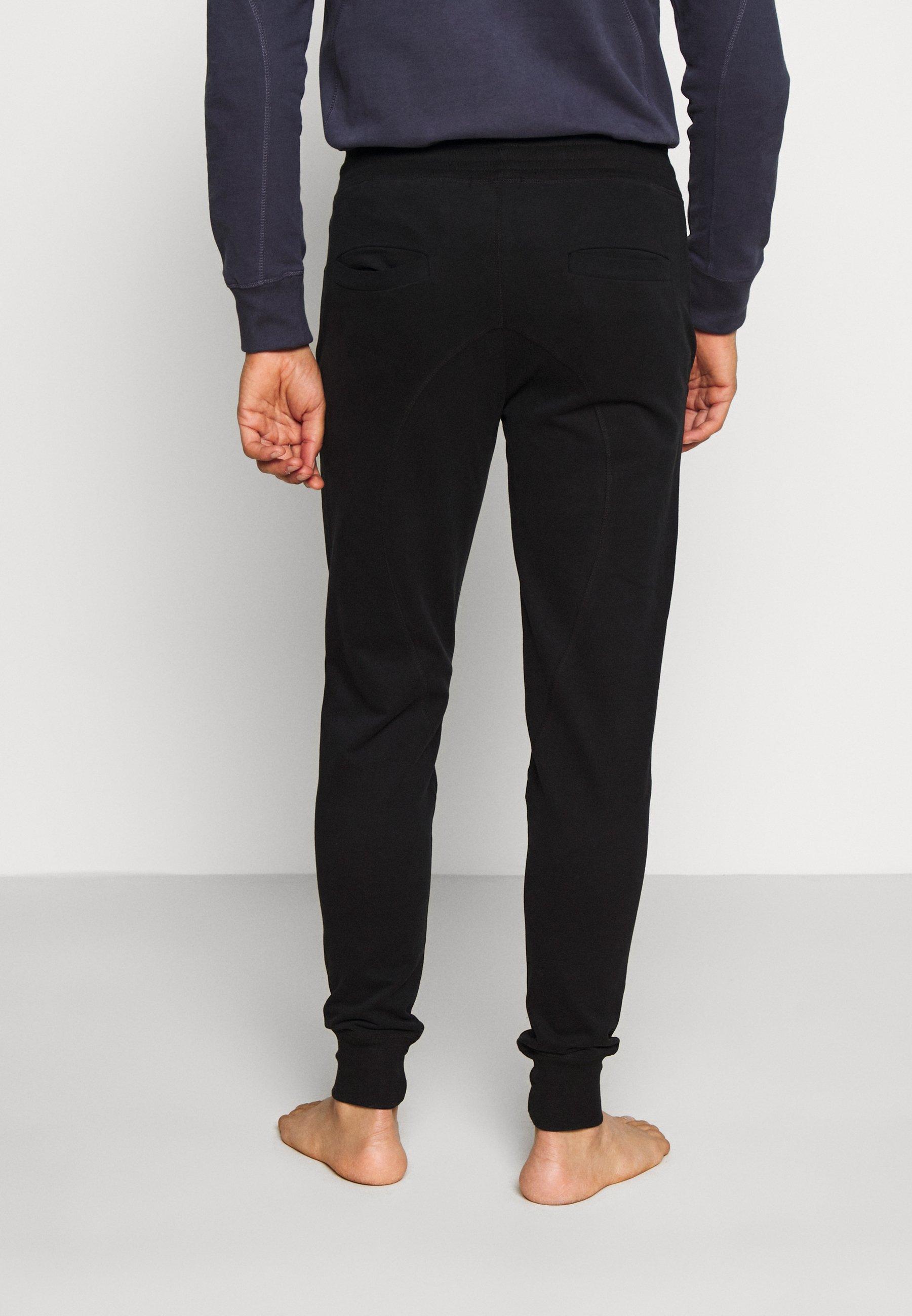 Frescobol Carioca LEBLON - Pyjamasbukse - black