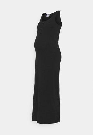 MLSIA LIA TANK DRESS - Maxikjole - black