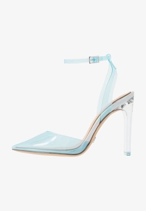 ALDO x DISNEY - GLASSSLIPER - High heels - light blue