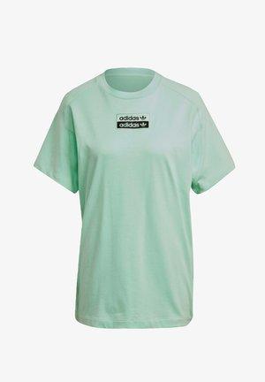 R.Y.V.  - T-shirt z nadrukiem - green