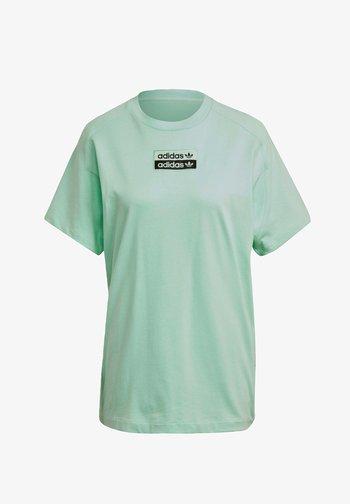 R.Y.V.  - Print T-shirt - green