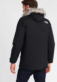 The North Face - ZANECK JACKET - Vinterjacka - black - 2