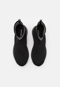 YOURTURN - UNISEX - Höga sneakers - black - 3