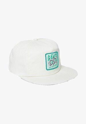 Cap - vintage white