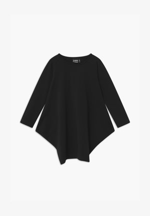 KANTO - Jersey dress - black solid