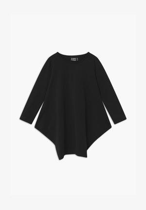 KANTO - Žerzejové šaty - black solid