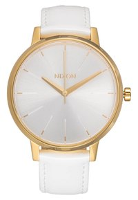Nixon - KENSINGTON - Montre - weiß/goldfarben - 3