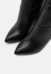 Tamaris Heart & Sole - High heeled boots - black - 5