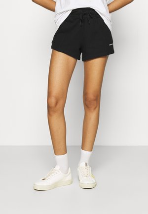 MICRO BRANDING - Shorts - black