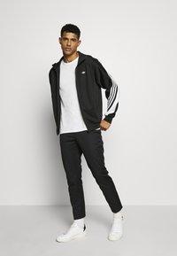 adidas Originals - SPORT INSPIRED TRACK TOP - Verryttelytakki - black/white - 1
