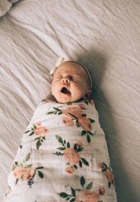 Little Unicorn - Muslin blanket - watercolorroses - 1