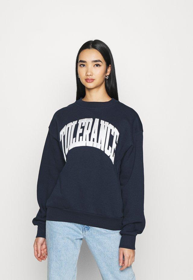 CORA  - Sweatshirt - navy
