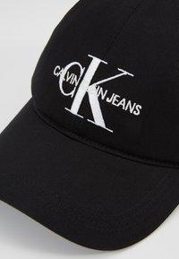 Calvin Klein Jeans - MONOGRAM  - Czapka z daszkiem - black - 6