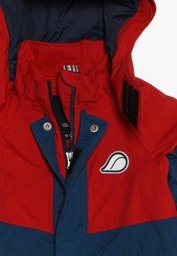 Didriksons - CORNELIUS KID'S COVERALL - Snowsuit - hurricance blue - 6