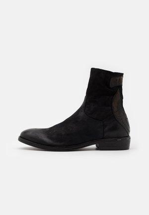 MASONMETAL - Kovbojské/motorkářské boty - nero