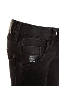 Name it - NKMROBIN PANT - Slim fit jeans - black denim - 3