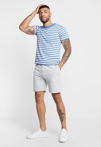 Burton Menswear London - BASIC - Træningsbukser - dark grey - 1