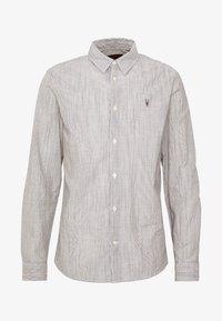 AllSaints - BEDFORD - Košile - white/light grey - 4