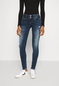 LTB - JULITA - Jeans Skinny Fit - tessa wash - 0
