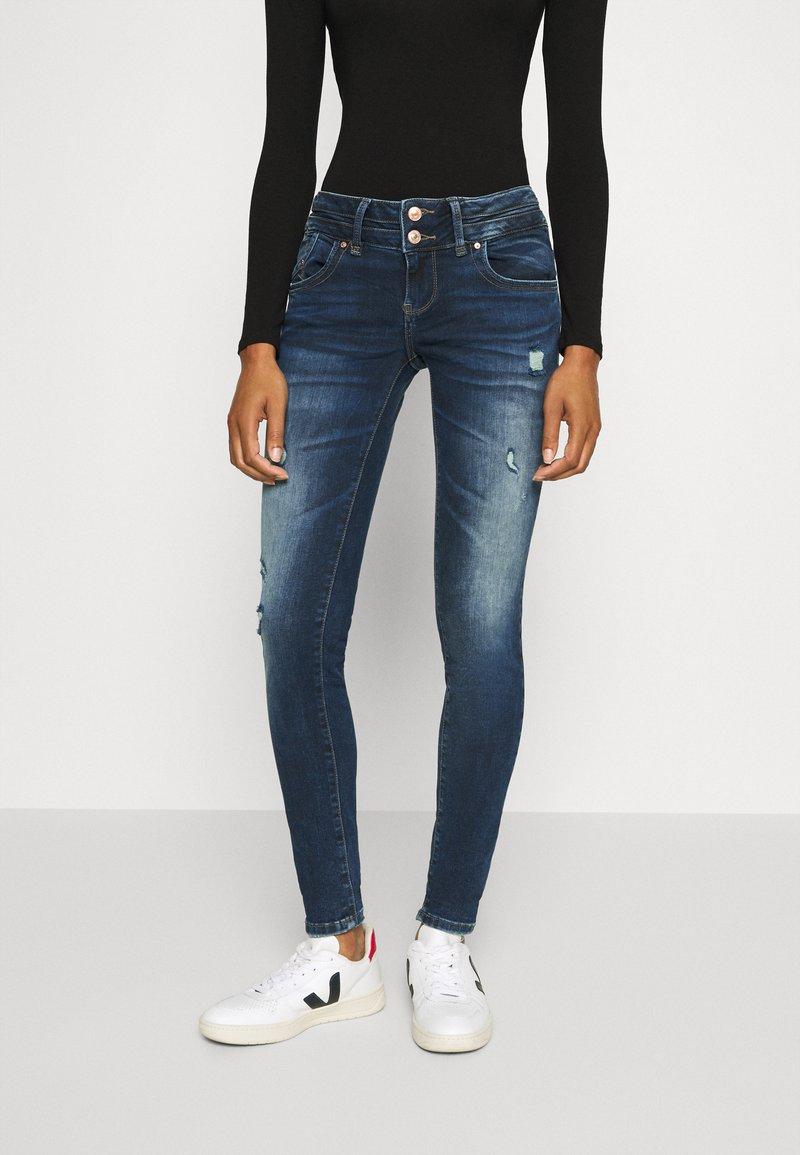 LTB - JULITA - Jeans Skinny Fit - tessa wash