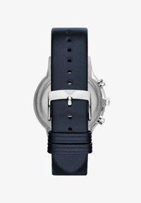 Emporio Armani - Chronograph watch - blue - 1