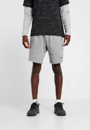 DRY SHORT - Sports shorts - gunsmoke/black