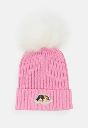 ICON ANGELS BOBBLE HAT - Beanie - pink