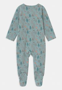 Sense Organics - YSIOR RETRO BABY FOOTED  - Sleep suit - blue