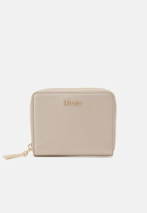 ZIP AROUND - Wallet - light gold
