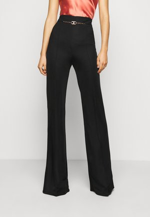 WOMEN'S PANT'S - Kalhoty - black