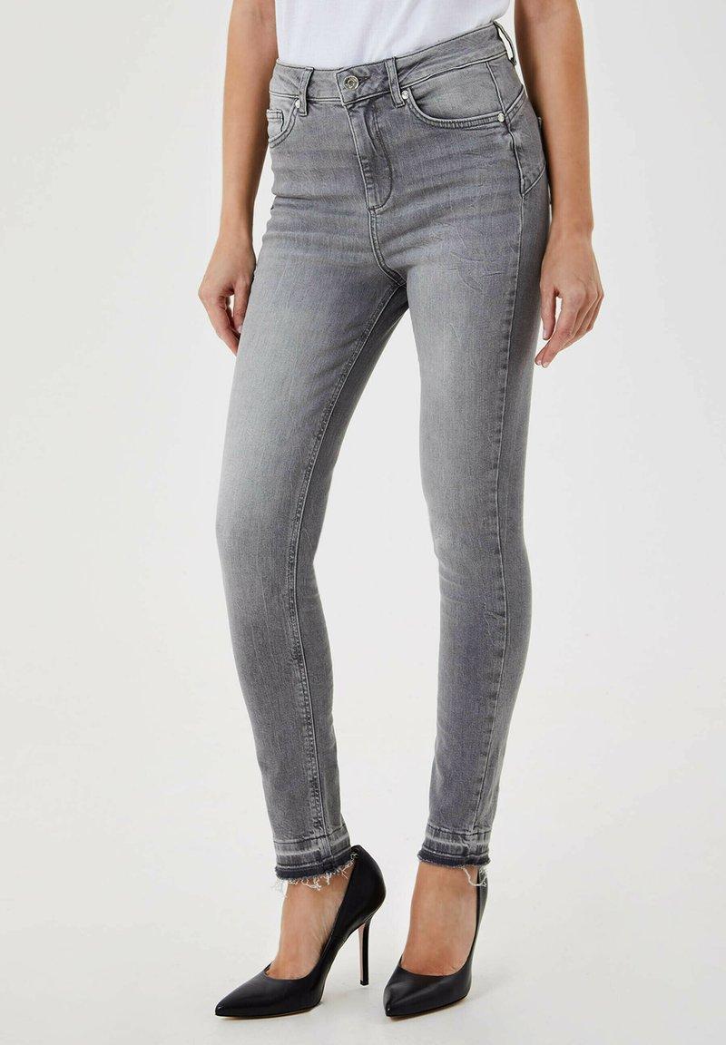 Liu Jo Jeans - Jeans Skinny Fit - grey