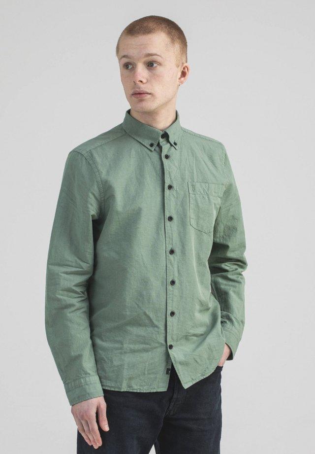 Overhemd - olive green