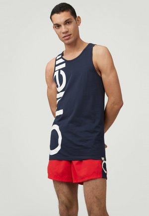 Swimming shorts - plaid