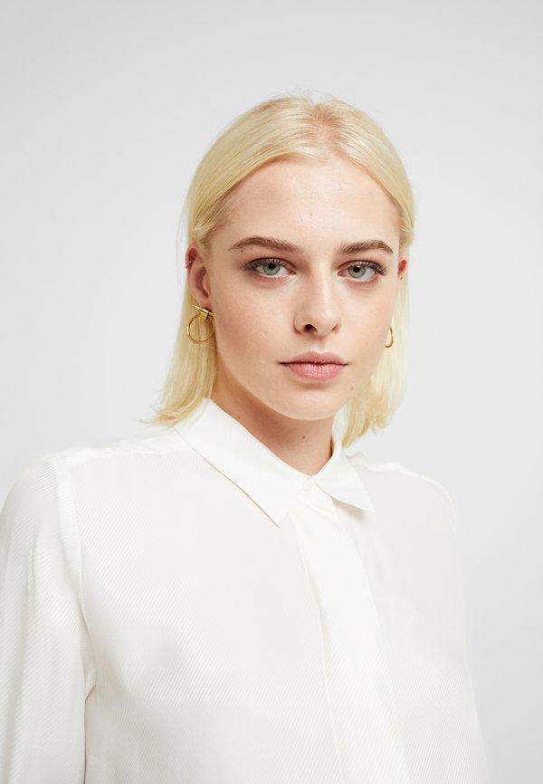 Selected Femme SLFARABELLA ODETTE - Koszula - snow white/biały XVUU